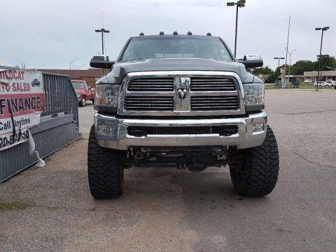 loaded 2011 Dodge Ram 3500 laramie lifted for sale