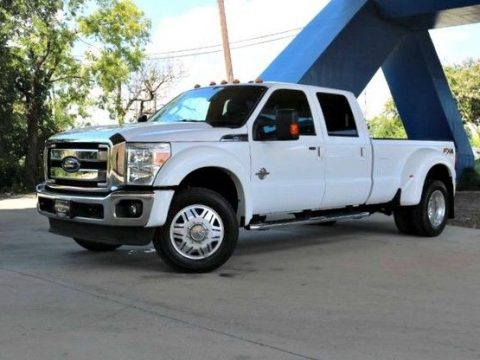 Loaded 2012 Ford F 450 Lariat lifted for sale