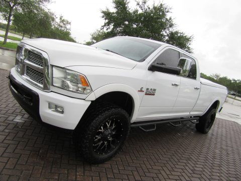 nicely loaded 2010 Dodge Ram 2500 Laramie lifted for sale