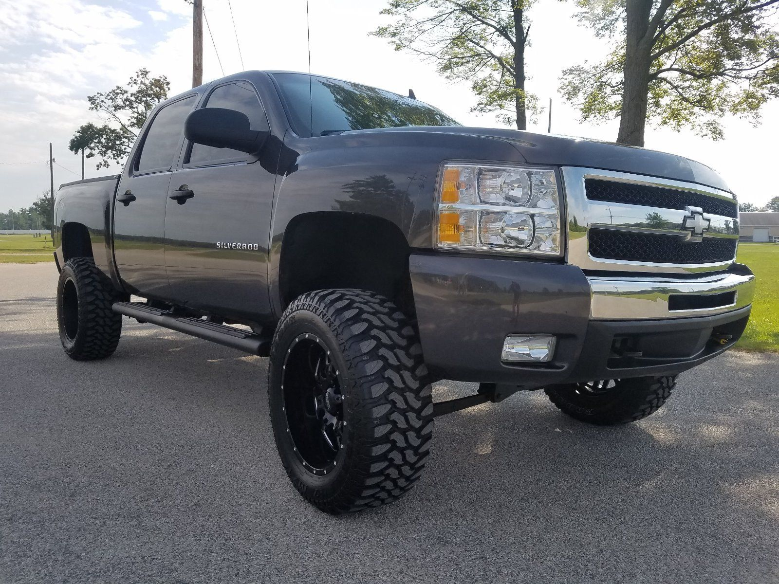 2004 Tahoe Lifted >> professionally built 2011 Chevrolet Silverado 1500 lifted for sale