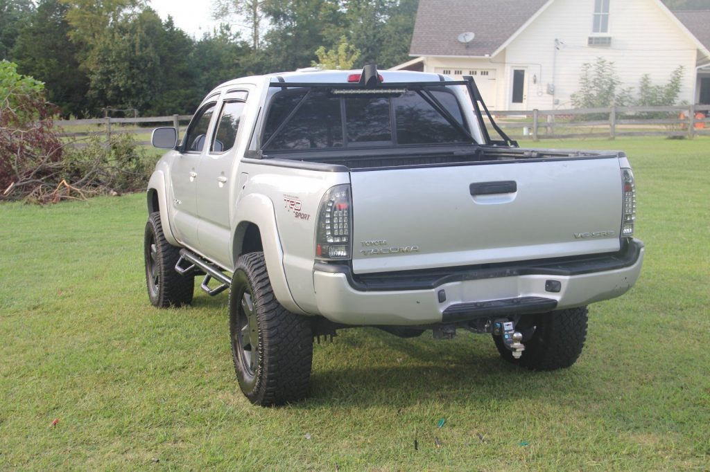 Aftermarket Equipment 2007 Toyota Tacoma Sport Edition
