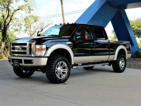 all works 2008 Ford F 350 XL lifted for sale