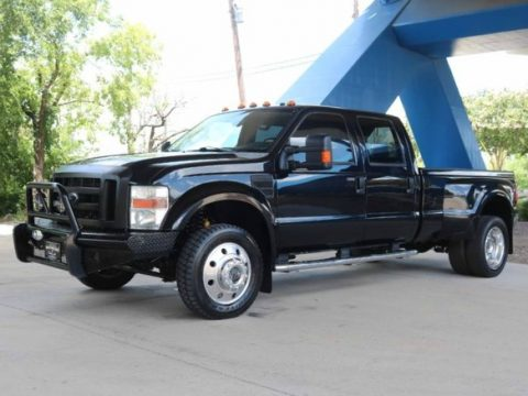all works 2008 Ford F 450 Lariat lifted for sale