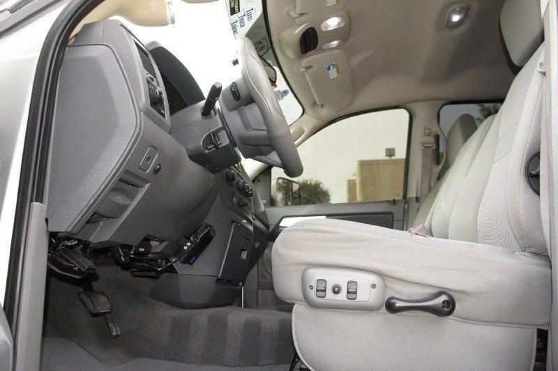 equipped 2008 Dodge Ram 2500 4WD Quad Cab SLT lifted