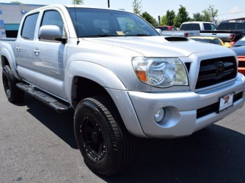 low mileage 2008 Toyota Tacoma Double Cab lifted for sale