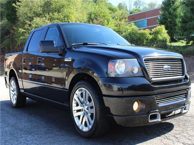 only 500 built 2008 ford f 150 lariat lifted for sale. Black Bedroom Furniture Sets. Home Design Ideas