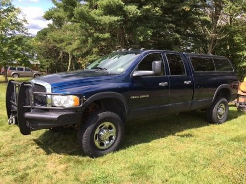 loaded 2005 Dodge Ram 2500 Heavy Duty SLT lifted for sale
