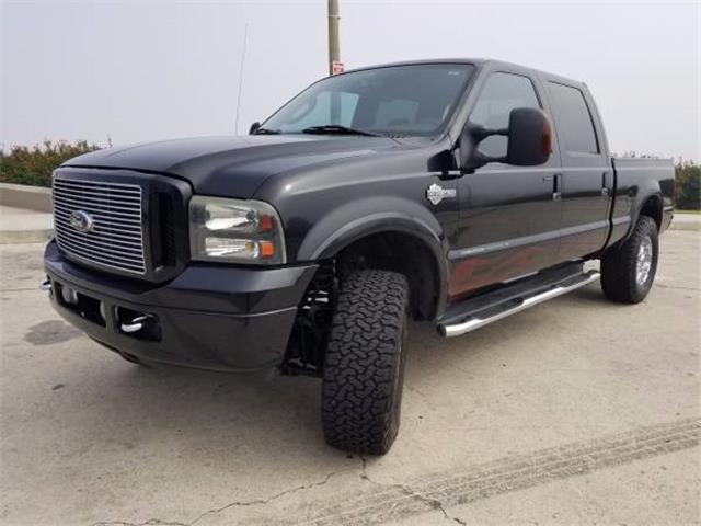 loaded 2005 Ford F 250 Harley Davidson lifted