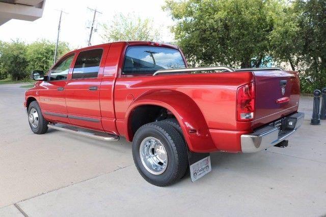 loaded 2006 Dodge Ram 3500 SLT lifted