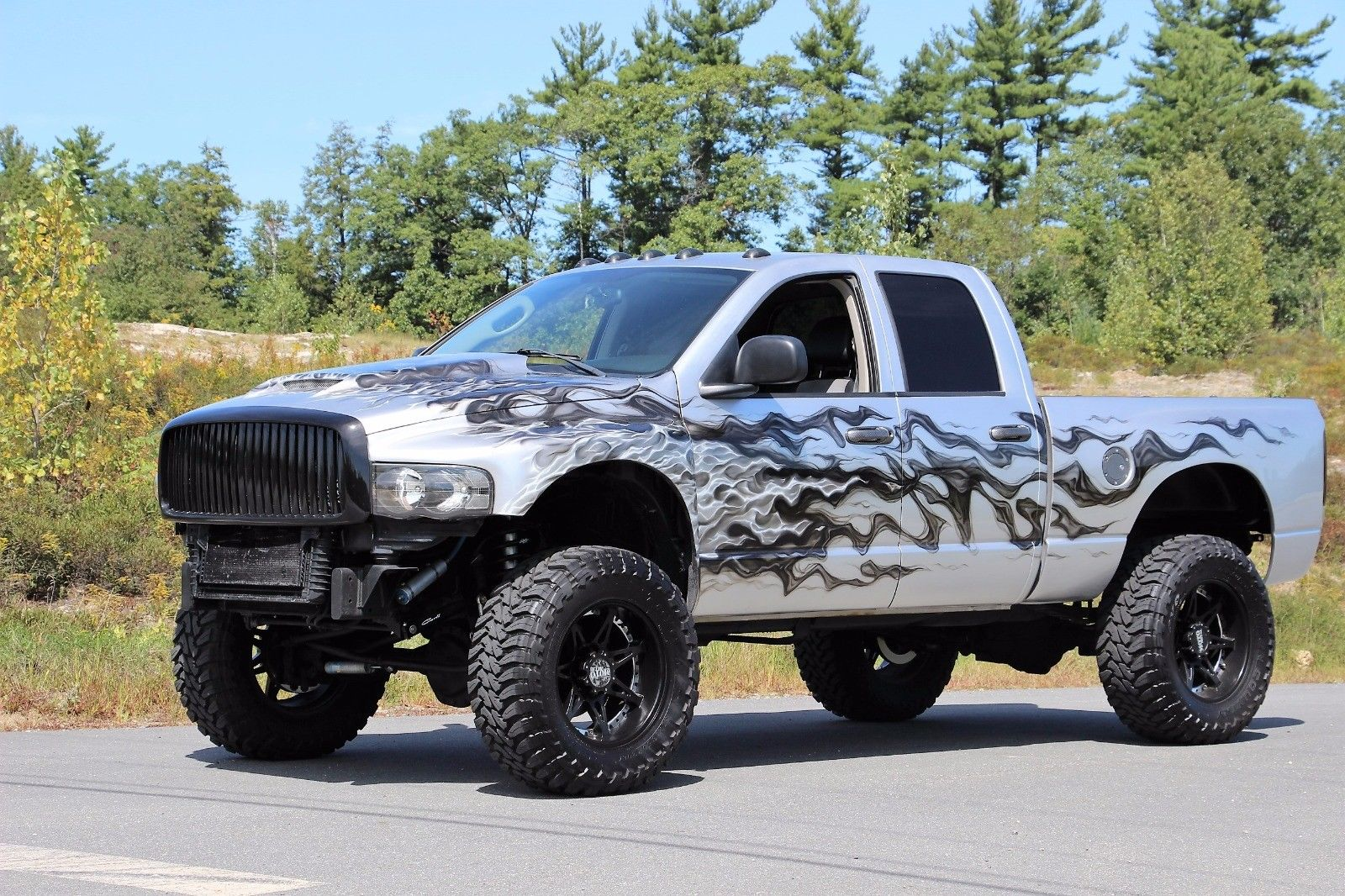 Show Truck 2005 Dodge Ram 3500 Laramie Lifted For Sale
