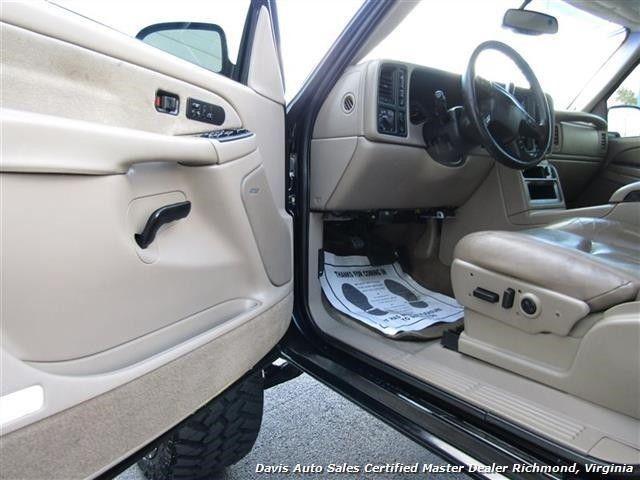 Duramax Diesel 2003 Chevrolet Silverado 2500 HD LT Lifted ...