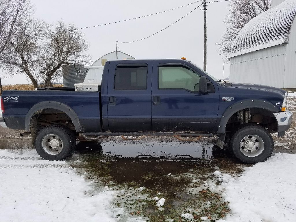 needs rear caliper 2002 Ford F 250 Lariat lifted for sale