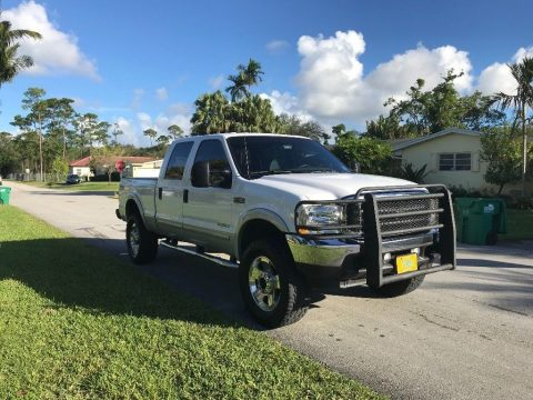 updated 2002 Ford F 250 Lariat lifted for sale