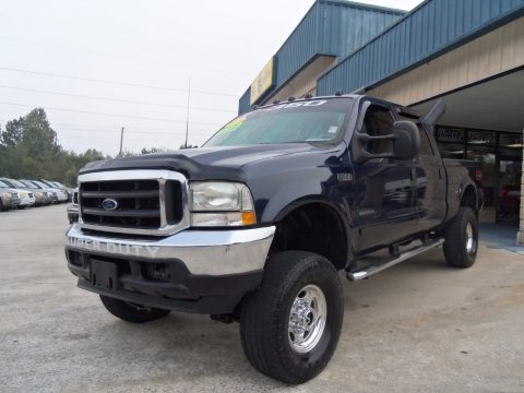 works great 2003 Ford F 350 XLT lifted for sale