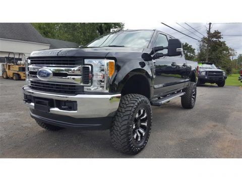 awesomely equipped 2017 Ford F 250 Super Duty XLT lifted for sale
