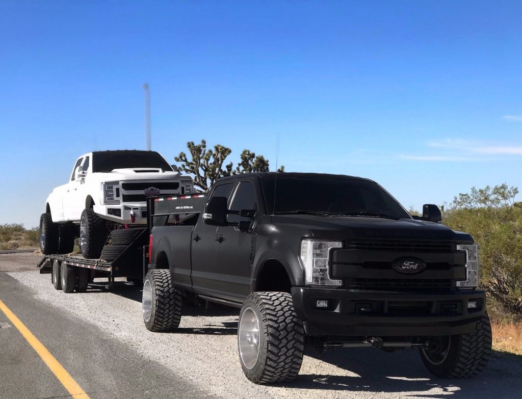 customized 2017 Ford F 250 Lariat super duty lifted