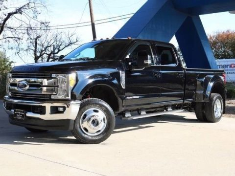 loaded dually 2017 Ford F 350 Lariat lifted for sale