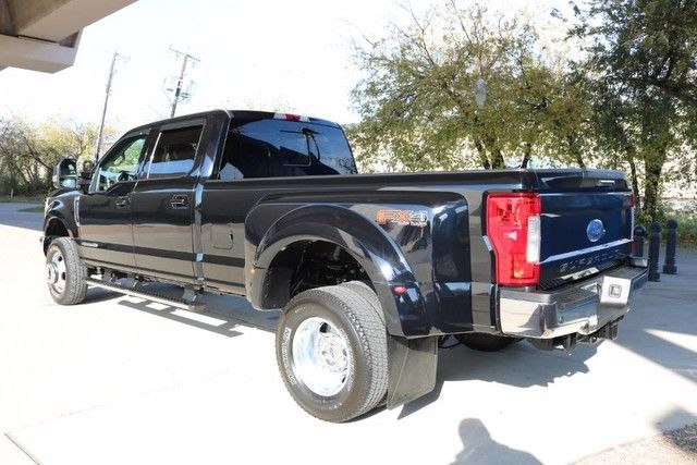 loaded dually 2017 Ford F 350 Lariat lifted
