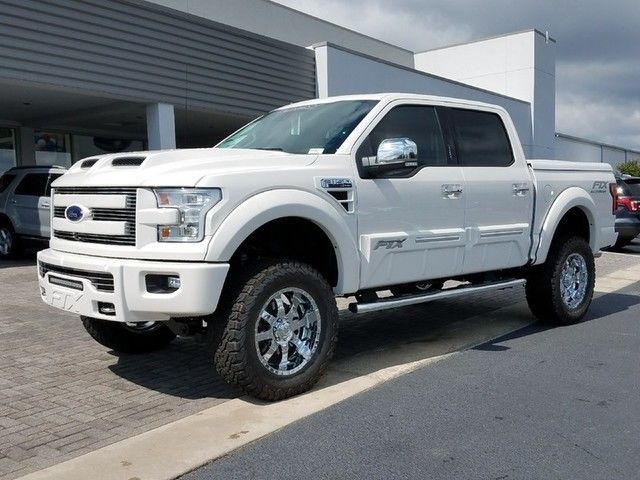 Luxury CONVERSION 2017 Ford F 150 FTX lifted