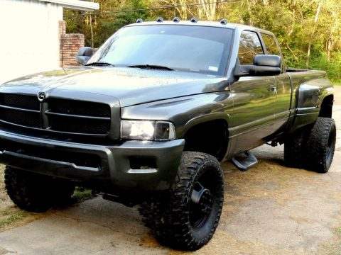 new engine 1997 Ram 3500 lifted for sale