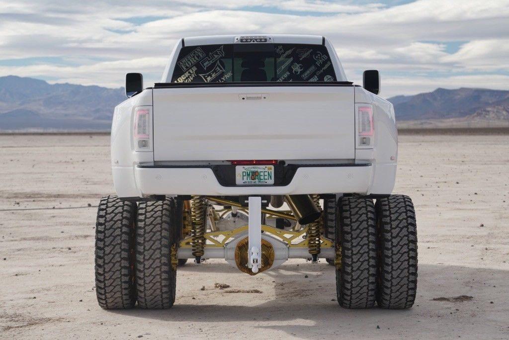 super lift 2016 Ram 3500 Laramie Limited lifted