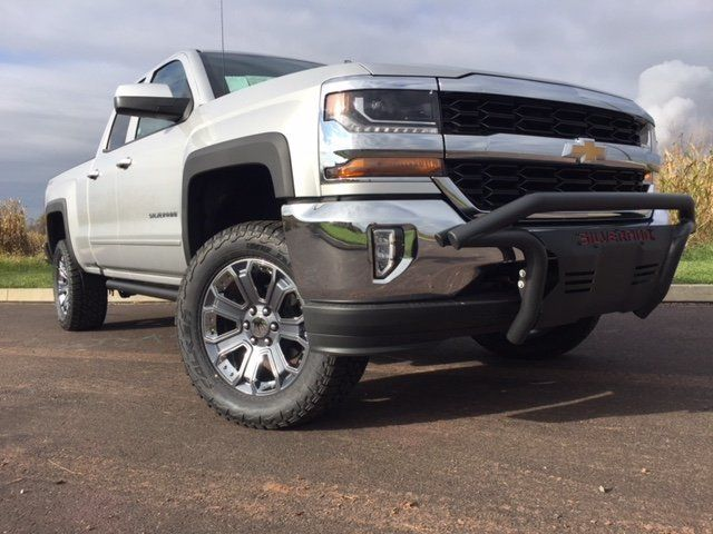 Trail King package 2017 Chevrolet Slverado 1500 lifted for sale