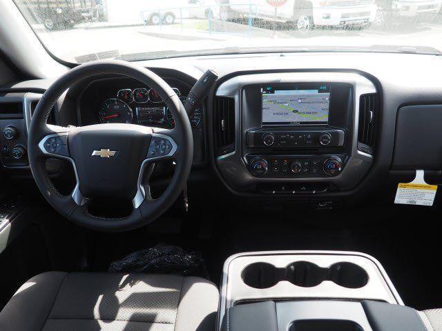 Trail King package 2017 Chevrolet Slverado 1500 lifted