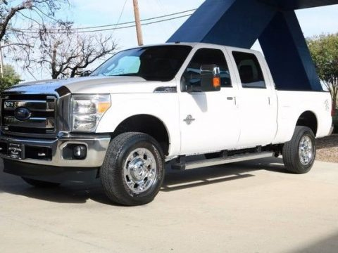 clean 2016 Ford F 350 Lariat lifted for sale