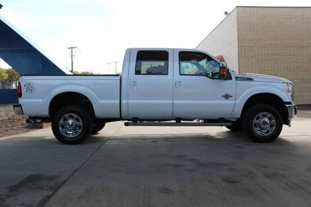 clean 2016 Ford F 350 Lariat lifted