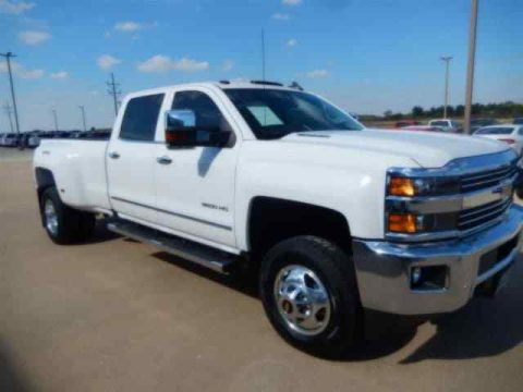loaded 2016 Chevrolet Silverado 3500 LTZ lifted for sale