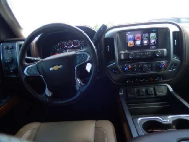 loaded 2016 Chevrolet Silverado 3500 LTZ lifted