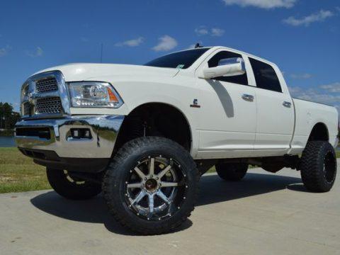 loaded 2016 Ram 2500 Laramie lifted for sale
