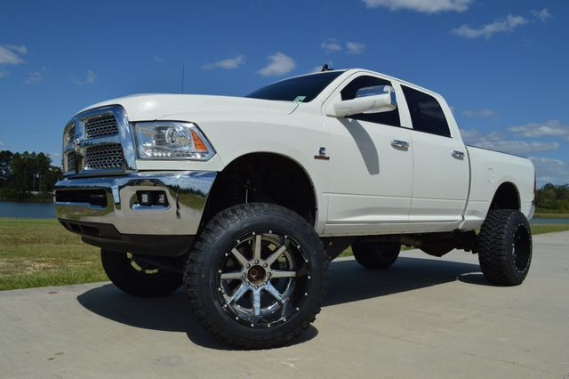 loaded 2016 Ram 2500 Laramie lifted