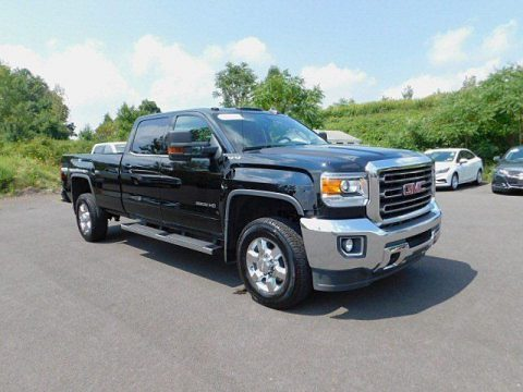 sharp and clean 2016 GMC Sierra 2500 SLE lifted for sale