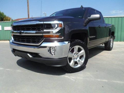 well loaded 2016 Chevrolet Silverado 1500 LT lifted for sale