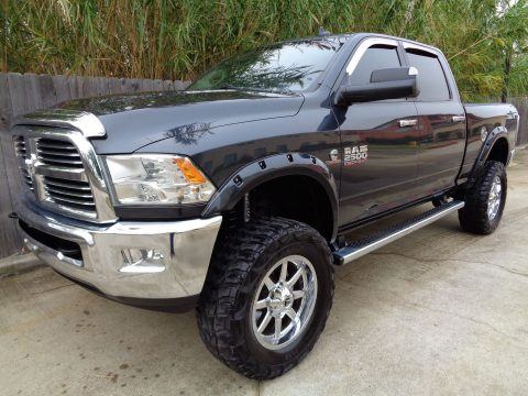 very clean 2014 Ram 2500 Lone Star lifted for sale