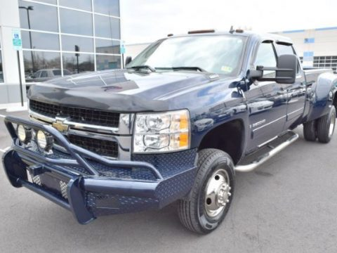 2008 Chevrolet Silverado 3500 LT1 Crew Cab lifted for sale