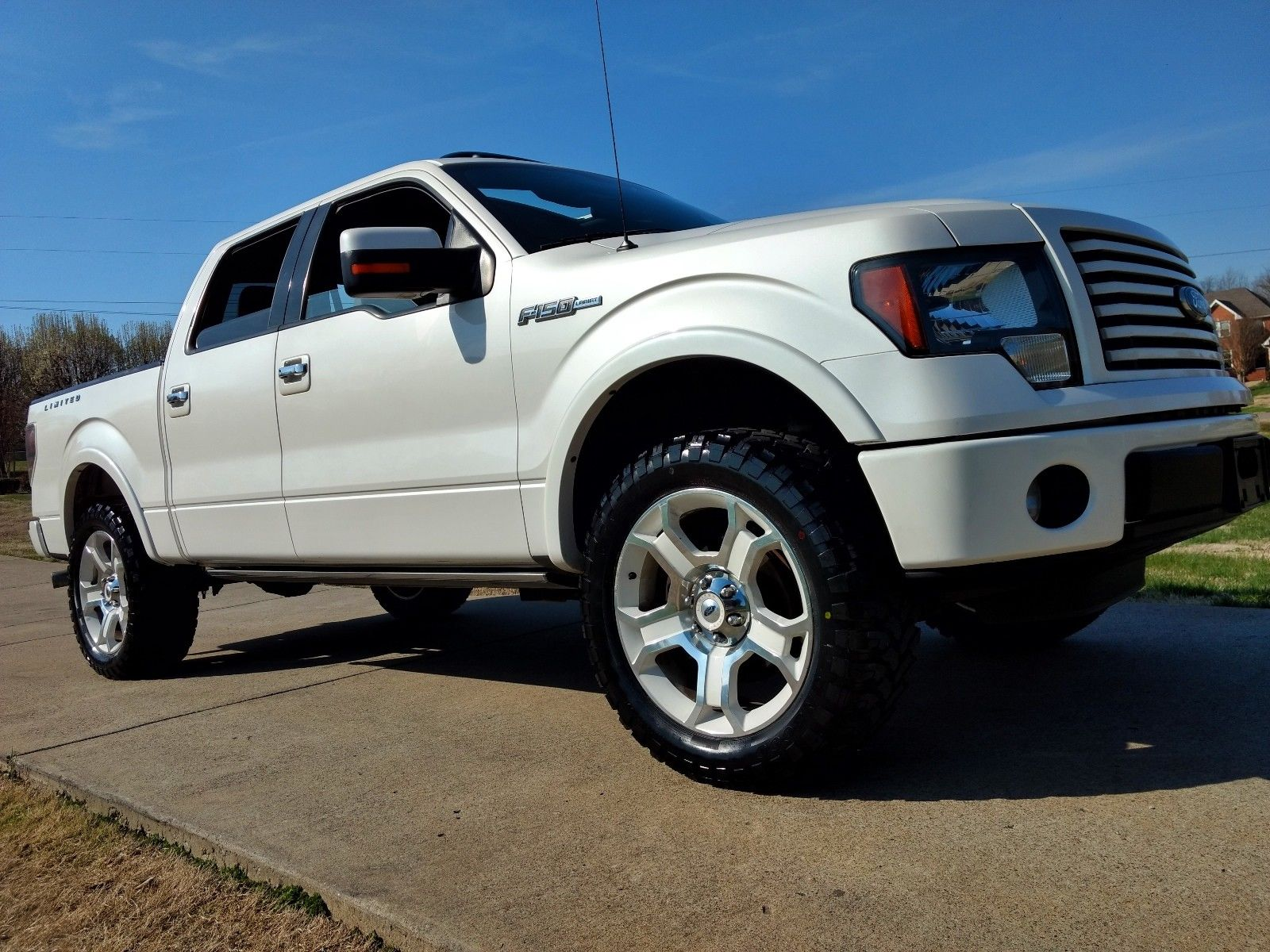 exclusive 2011 Ford F 150 Limited lifted for sale