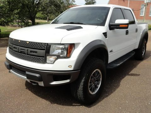 loaded 2011 Ford F 150 SVT Raptor lifted for sale