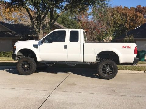 reliable 2008 Ford F 250 Super Duty 4×4 XL lifted for sale