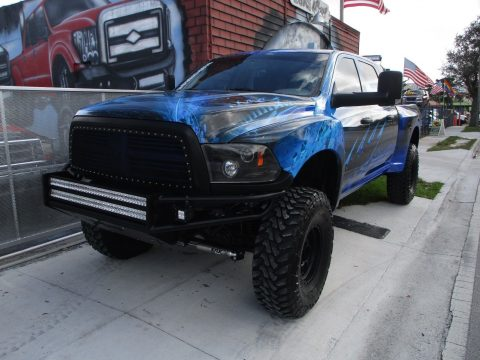 show truck 2011 Dodge Ram 2500 lifted for sale
