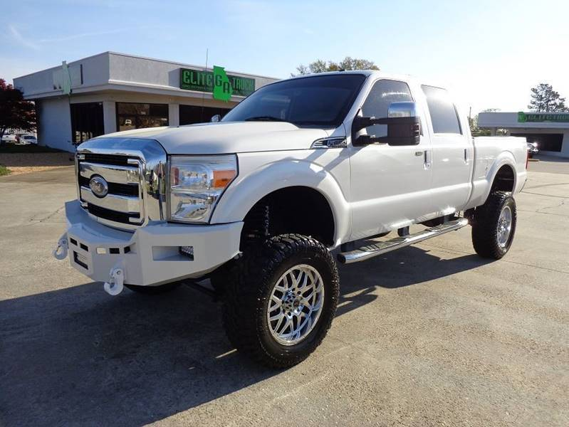 Tons Of Options  Ford F X Lifted