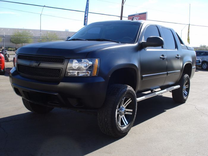 loaded 2007 Chevrolet Avalanche Hot Rod Lifted for sale