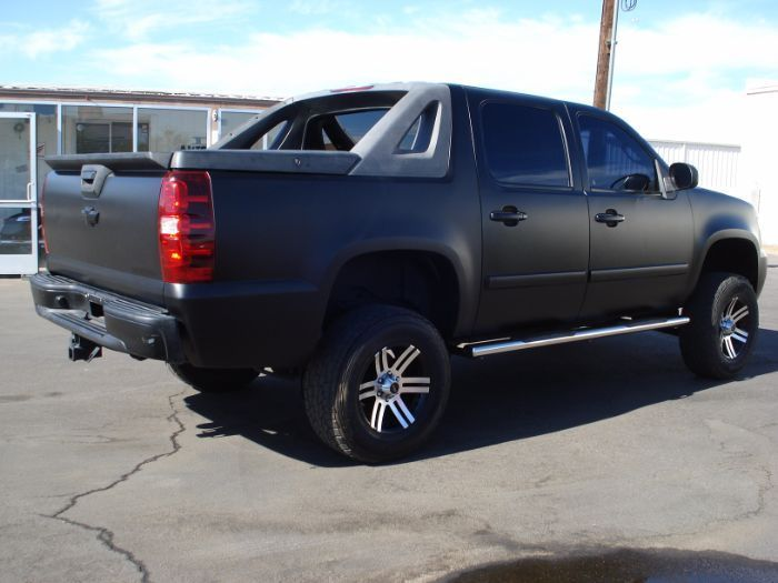 loaded 2007 Chevrolet Avalanche Hot Rod Lifted