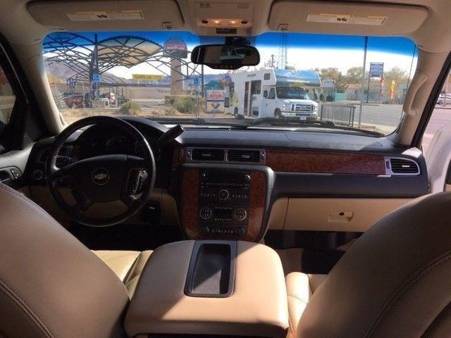 loaded 2007 Chevrolet Silverado 1500 4WD Crew Cab lifted