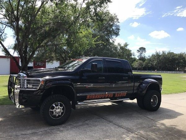 rare and loaded 2006 Dodge Ram 3500 lifted for sale
