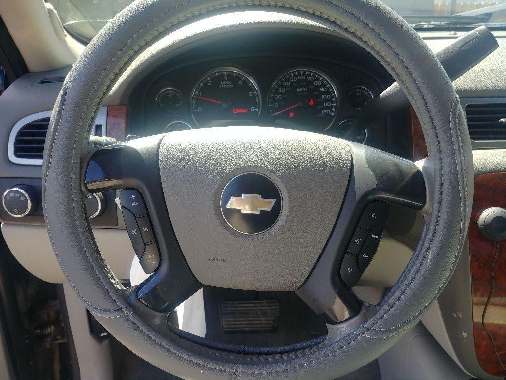 well serviced 2007 Chevrolet Silverado 1500 LTZ lifted