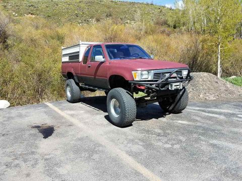 custom built driveshaft 1989 Toyota lifted for sale