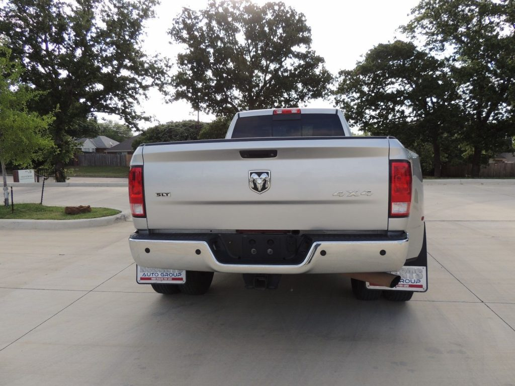 great shape 2016 Ram 3500 Lone Star lifted
