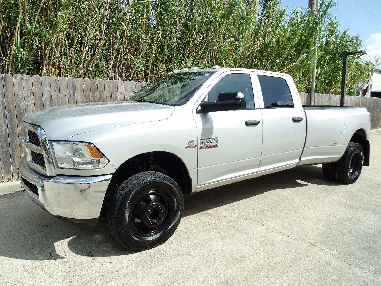 loaded with options 2016 Ram 3500 Tradesman lifted for sale